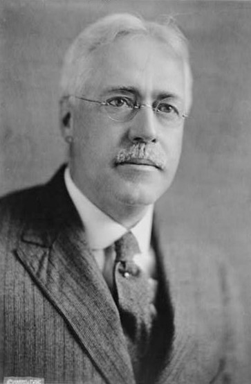 Frank Arthur Vanderlip, Sr. (1864 – 1937) was an American banker. He was Assistant Secretary of the Treasury and was president of the National City Bank from 1909 to 1919.
