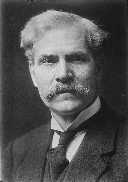 James Ramsay MacDonald, FRS (1866 – 1937) was a British statesman who was the first ever Labour Party Prime Minister of the United Kingdom, leading a Labour Government in 1924, a Labour Government from 1929 to 1931, and a National Government from 1931 to 1935.