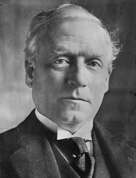 Herbert Henry Asquith, 1st Earl of Oxford and Asquith,  (1852 –1928) served as the Liberal Prime Minister of the United Kingdom from 1908 to 1916. Until 5 January 1988, he had been the longest continuously serving Prime Minister in the 20th century.