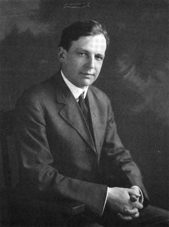 Charles Edward Merriam, Jr. (1874 – 1953) was a professor of political science at the University of Chicago, founder of the behavioralistic approach to political science, and an advisor to several U.S. Presidents.