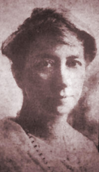 Jessie Wallace Hughan (1875 – 1955) was an American educator, socialist, and a radical pacifist. During her college days she was a co-founder of Alpha Omicron Pi, a national fraternity for university women.