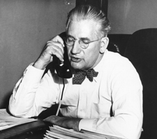 Paul Howard Douglas (1892 – 1976) was an American politician and economist. A member of the Democratic Party, he served as a U.S. Senator from Illinois for eighteen years, from 1949 to 1967.