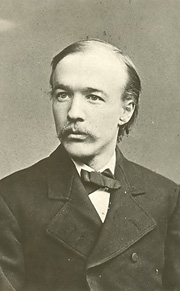 Robert Ellis Thompson (1844 - 1924) was a professor of Mathematics, Social Science, History and English Literature. He was editor of  Penn Monthly  from 1870 to 1880, and of  The American  from 1881 to 1892.