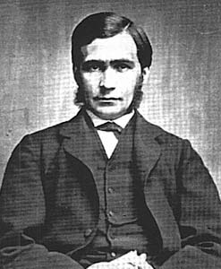 St. George Jackson Mivart  (1827 – 1900) was an English biologist. He is famous for starting as an ardent believer in natural selection who later became one of its fiercest critics.