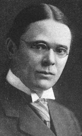 Nathan Roscoe Pound (1870 – 1964) was a distinguished American legal scholar and educator. He was Dean of Harvard Law School from 1916 to 1936. The Journal of Legal Studies has identified Pound as one of the most cited legal scholars of the 20th century.