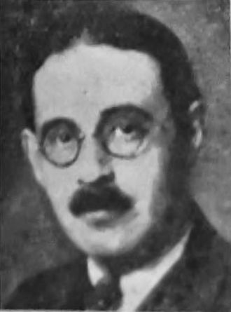 Harold Joseph Laski (1893 – 1950) was a British political theorist, economist, author, and lecturer. He was active in politics and served as the chairman of the British Labour Party during 1945–1946, and was a professor at the London School of Economics from 1926 to 1950.