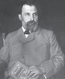 Paul Carus (1852 –1919) was a German-American author, editor, a student of comparative religion and philosopher.
