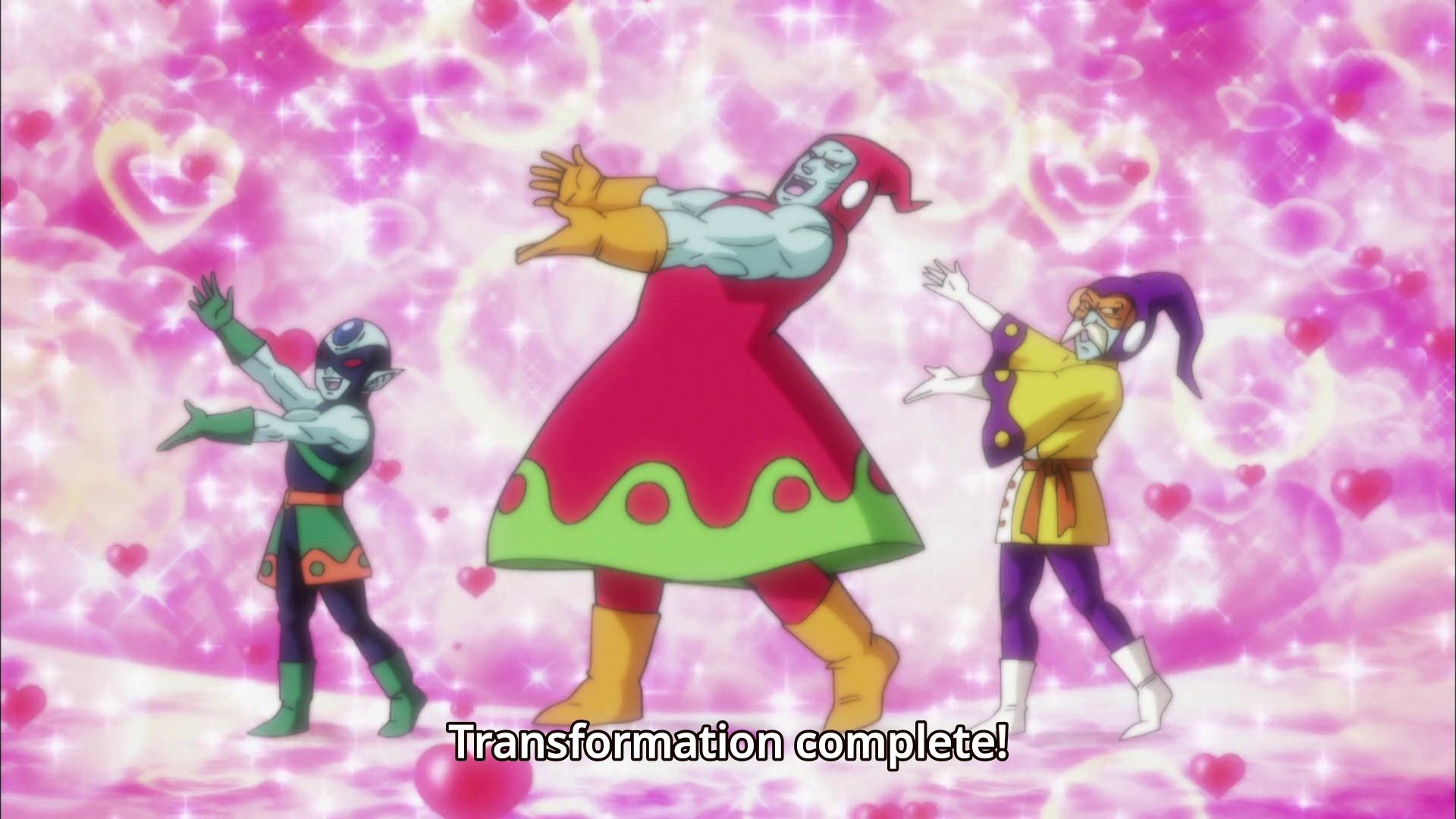 Dragon Ball Super Episode 118 Andreas Merokis