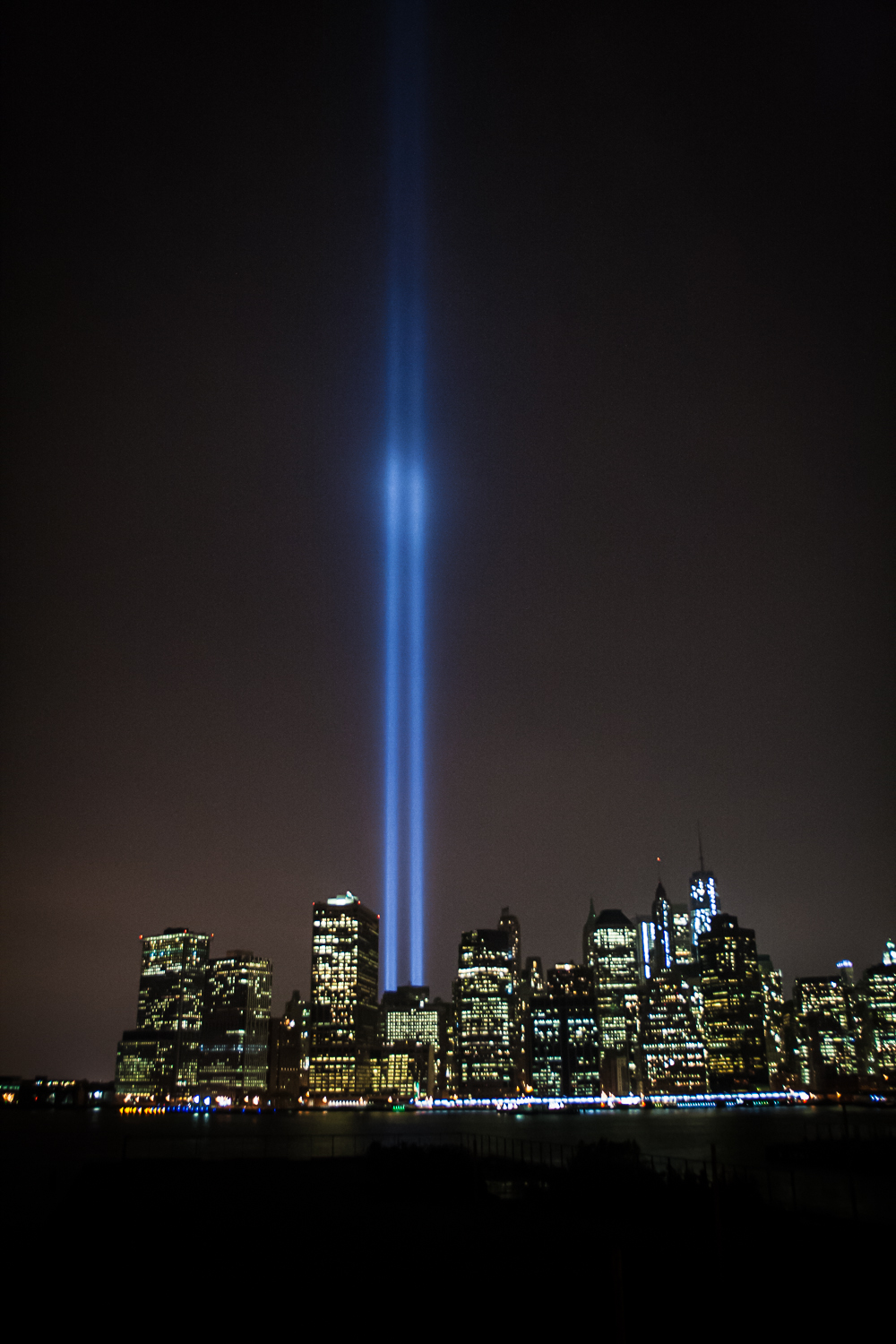 9-11 Light Tribute