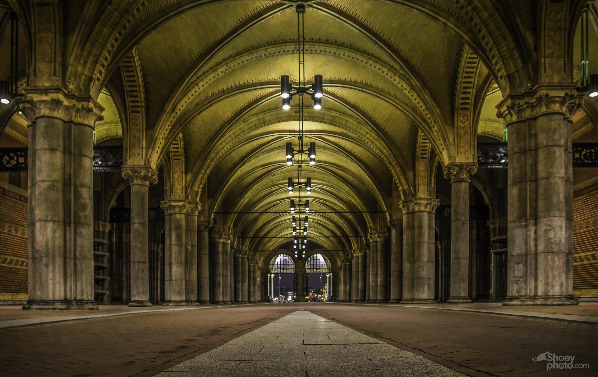 Rijksmuseum Arch