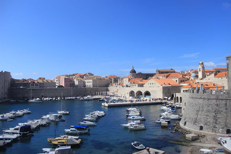 Dubrovnik, Croatia | Image: Laura Messersmith