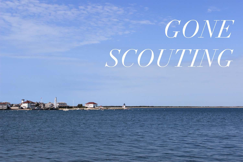 Nantucket | Image & Design:  Laura Messersmith