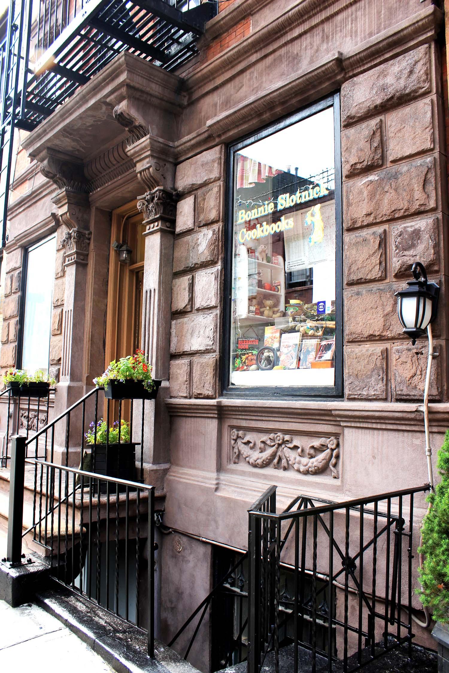 Bonnie Slotnick Cookbooks, Greenwich Village | Image: Laura Messersmith