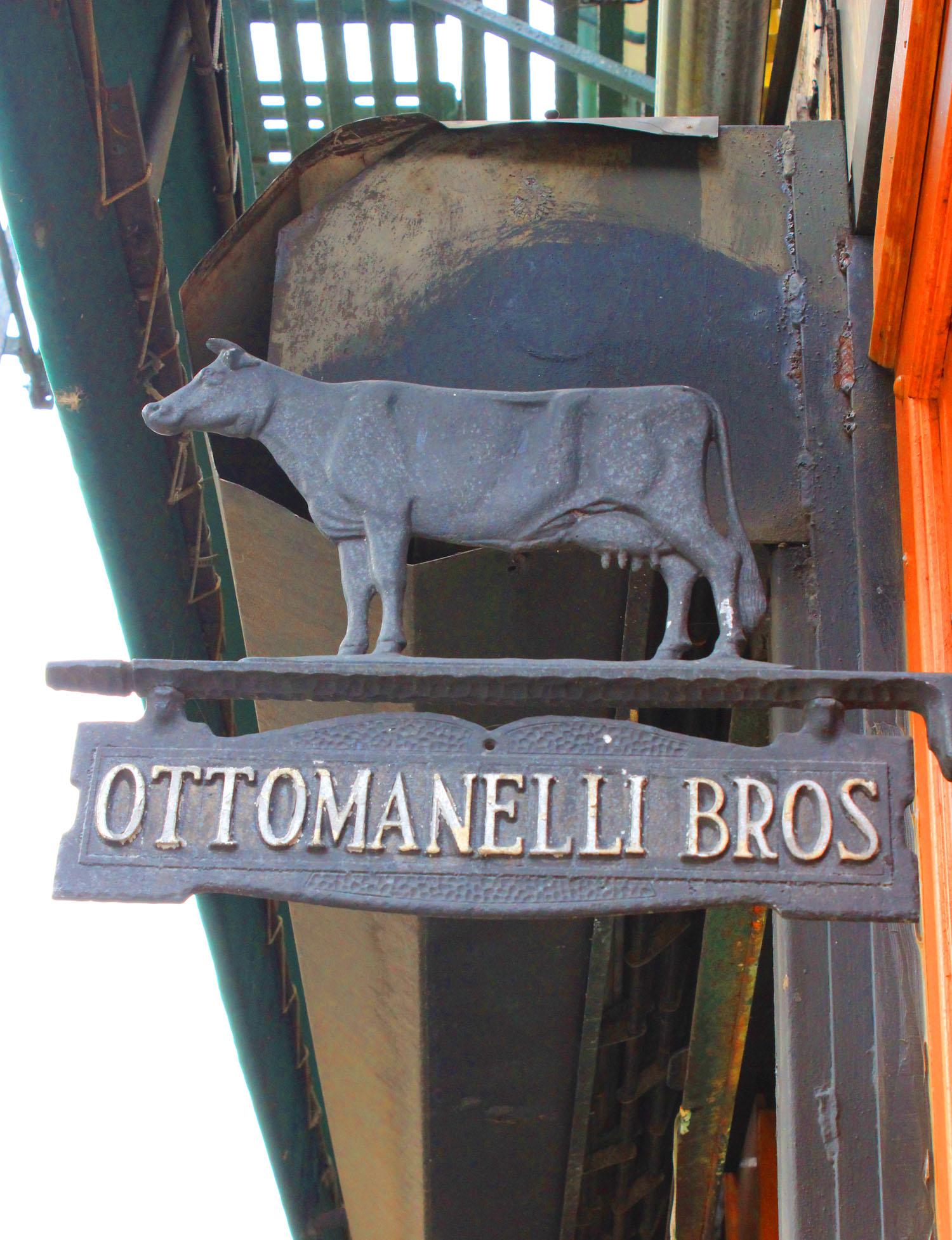 Ottomanelli Bros. Butcher  | Image:  Laura Messersmith