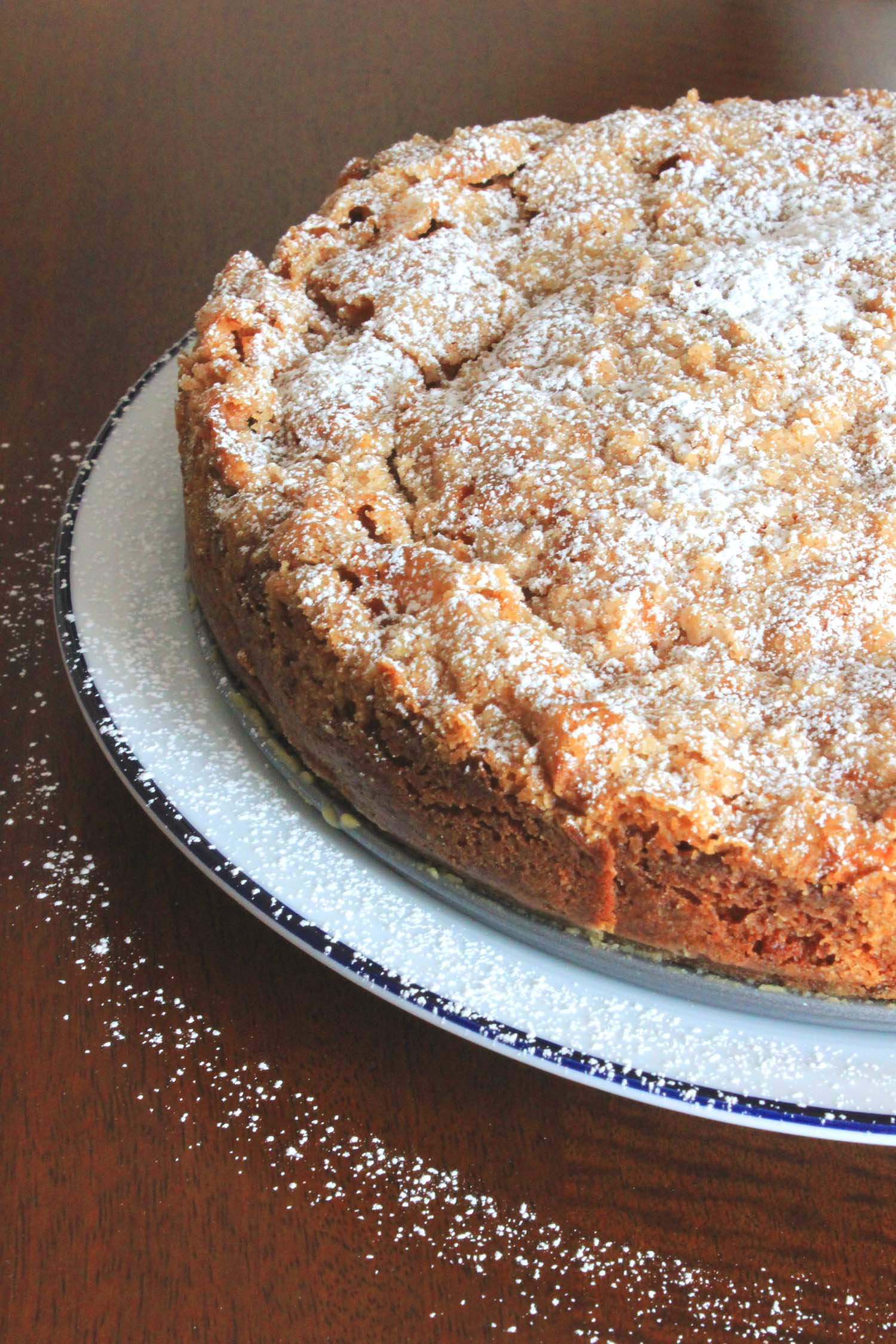 Apple Spice Coffee Cake   | Image:   Laura Messersmith