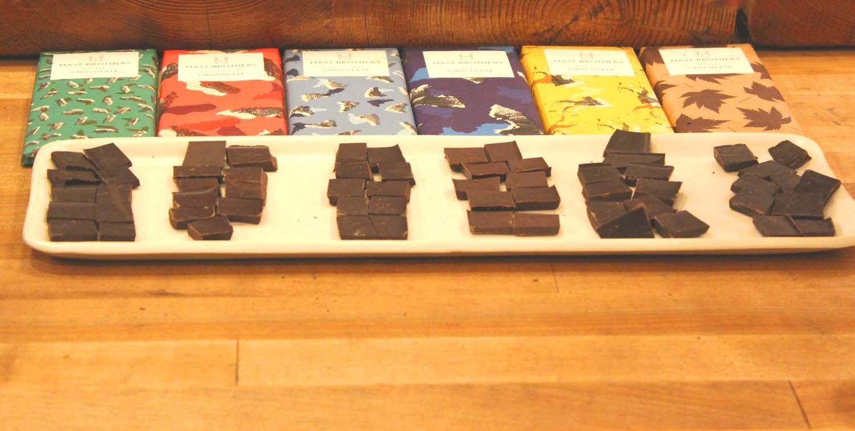 Mast Brother Chocolate, Brooklyn | Image: Laura Messersmith