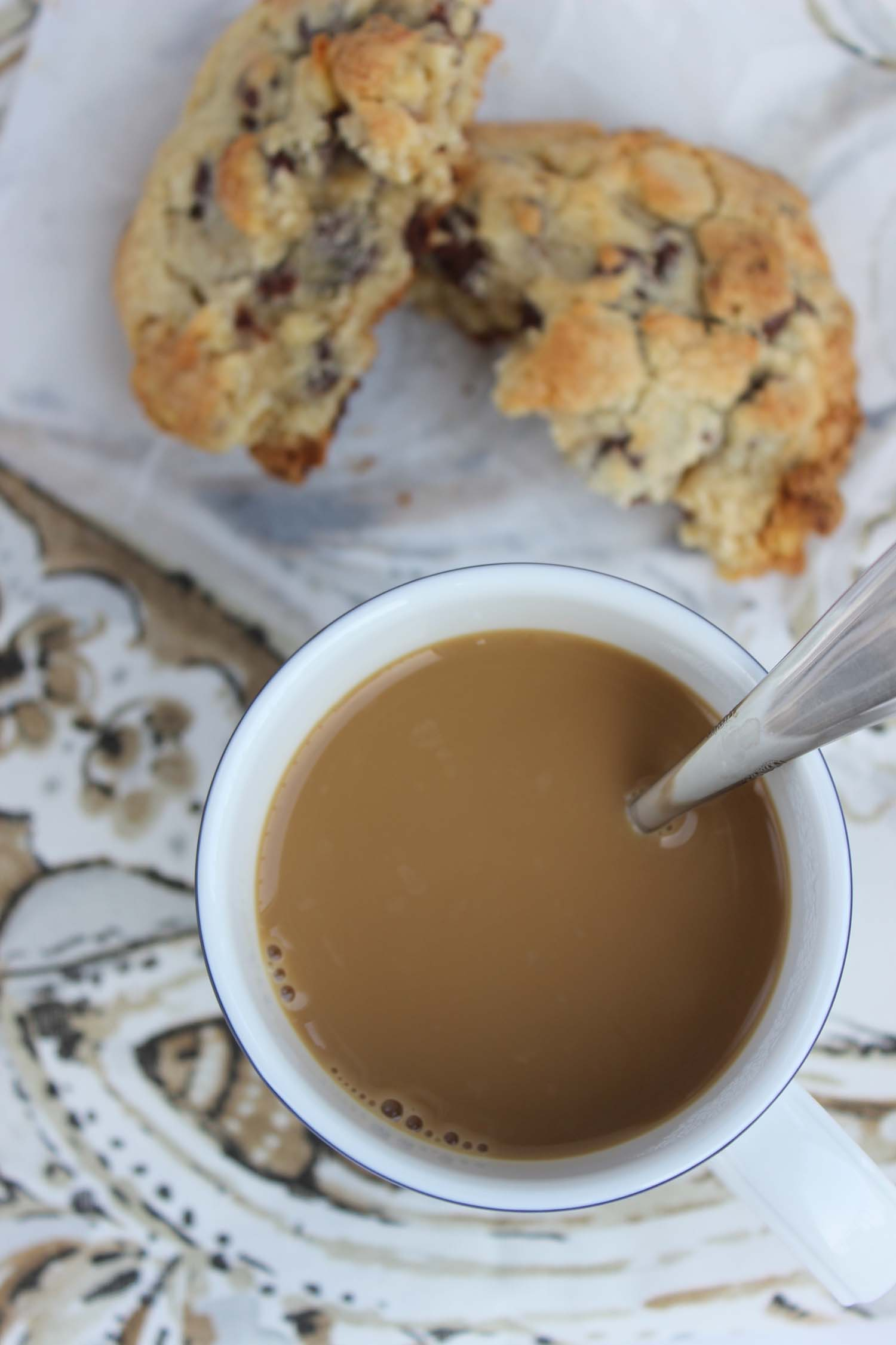 Chocolate Chip Walnut Cookie by Levain Bakery   | Image:   Laura Messersmith