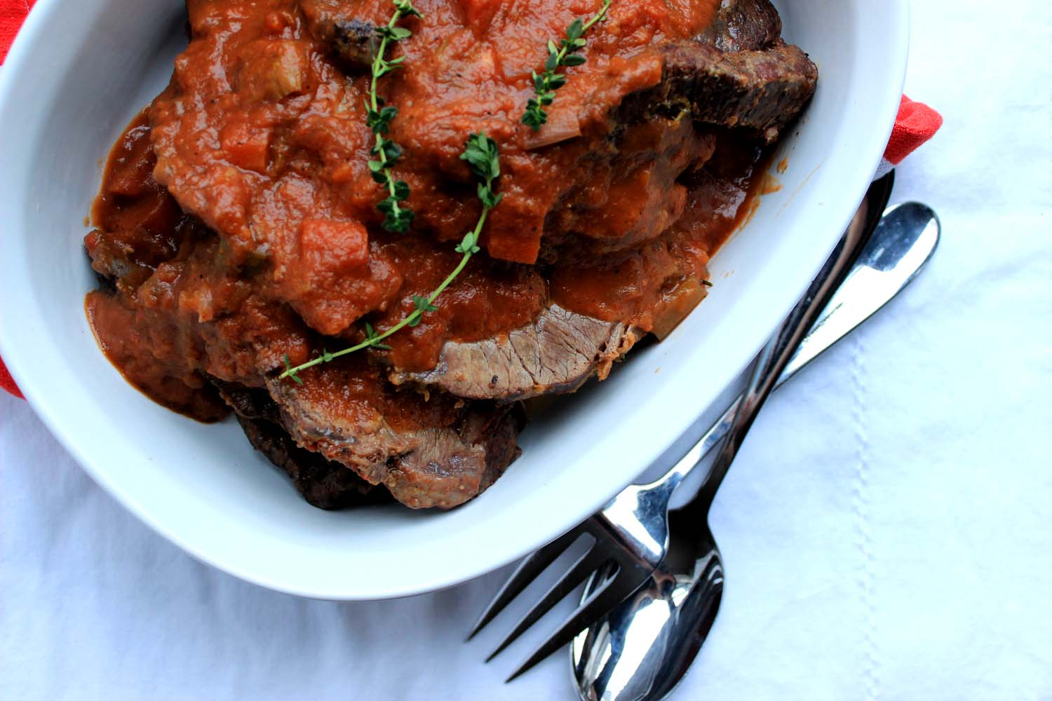 Company Pot Roast  | Image:  Laura Messersmith