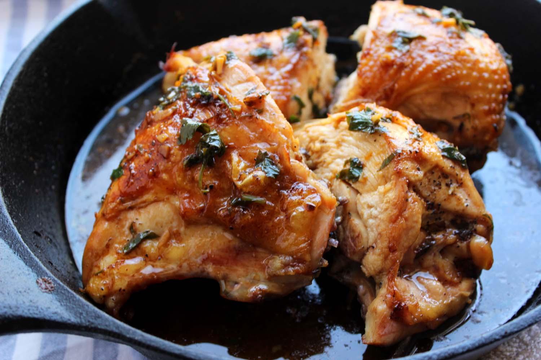 Rao's FamousLemon Chicken (Pollo Al Limone)  | Image:  Laura Messersmith