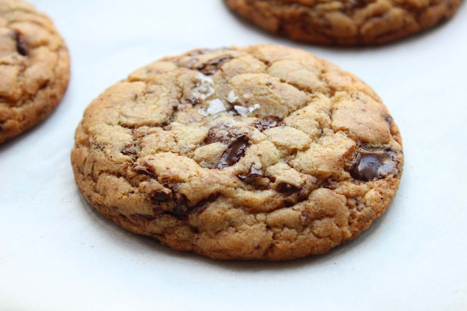 Chocolate Chip Cookies  | Image:  Laura Messersmith