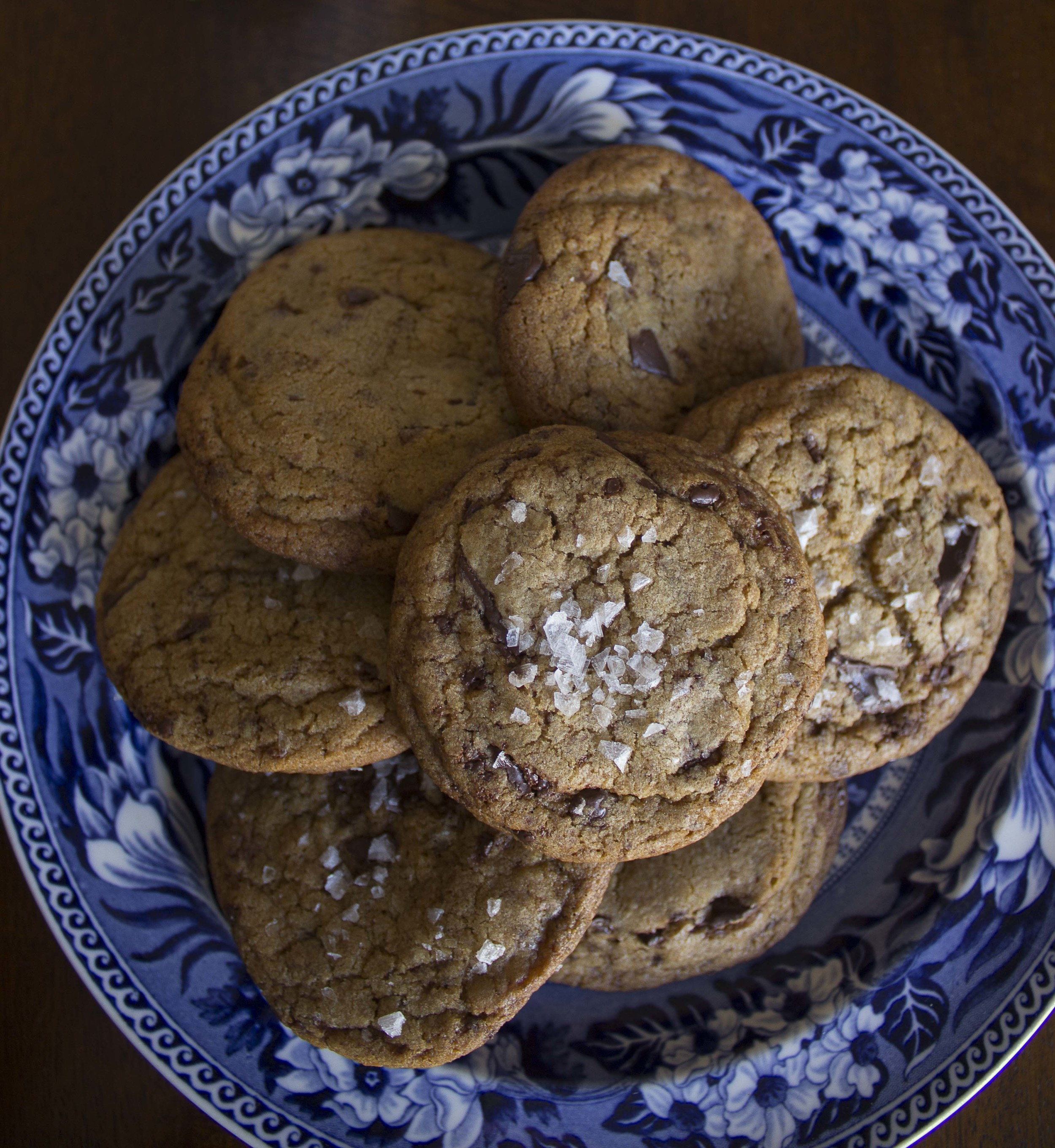 Browned Butter Chocolate Chip Cookie  | Image:  Laura Messersmith