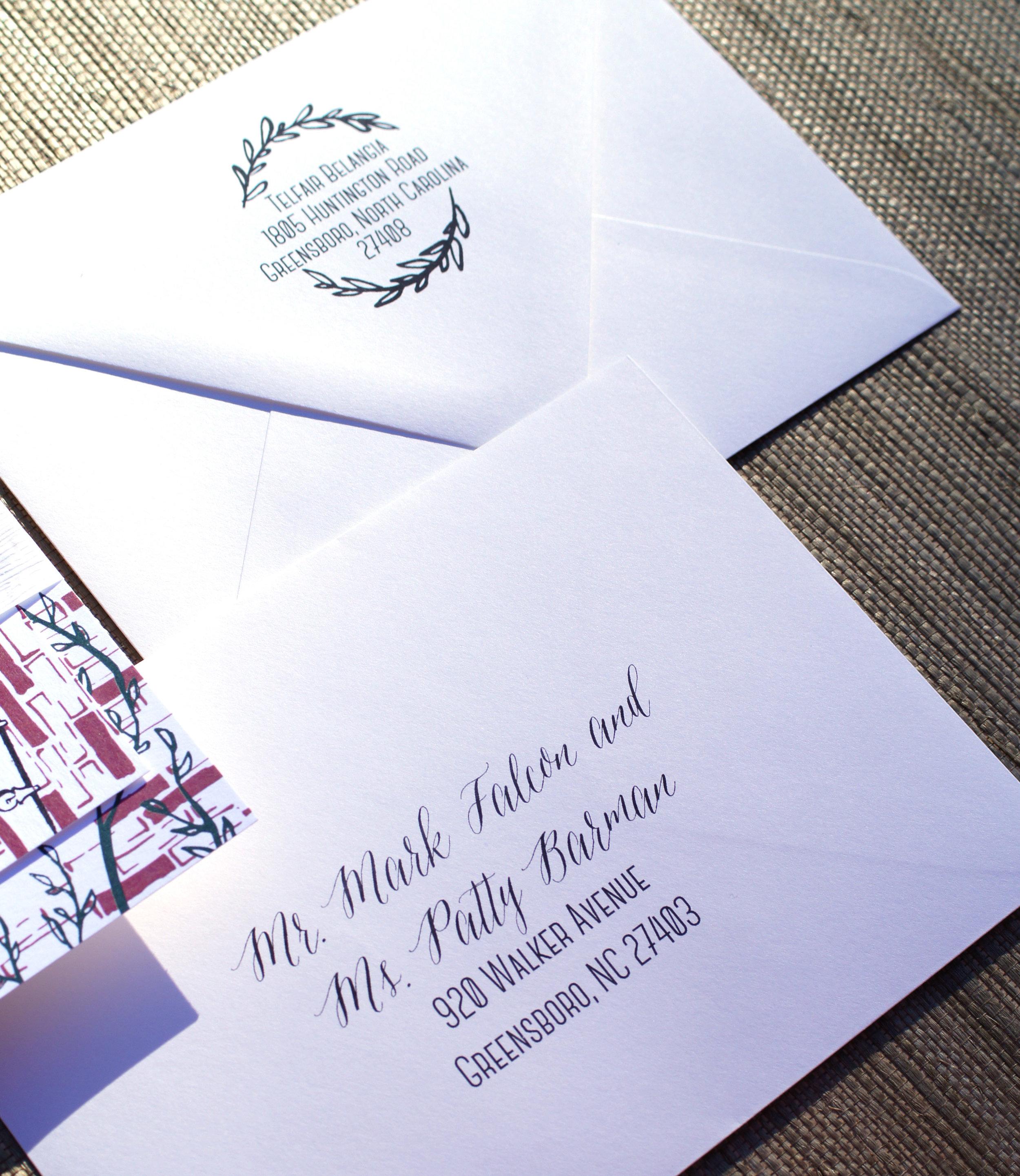 Printed Addresses: $3.00