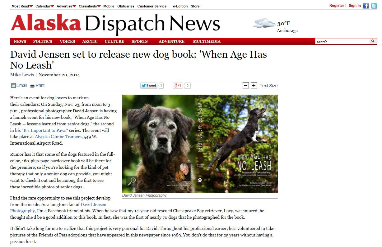 http://www.adn.com/article/20141120/david-jensen-set-release-new-dog-book-when-age-has-no-leash