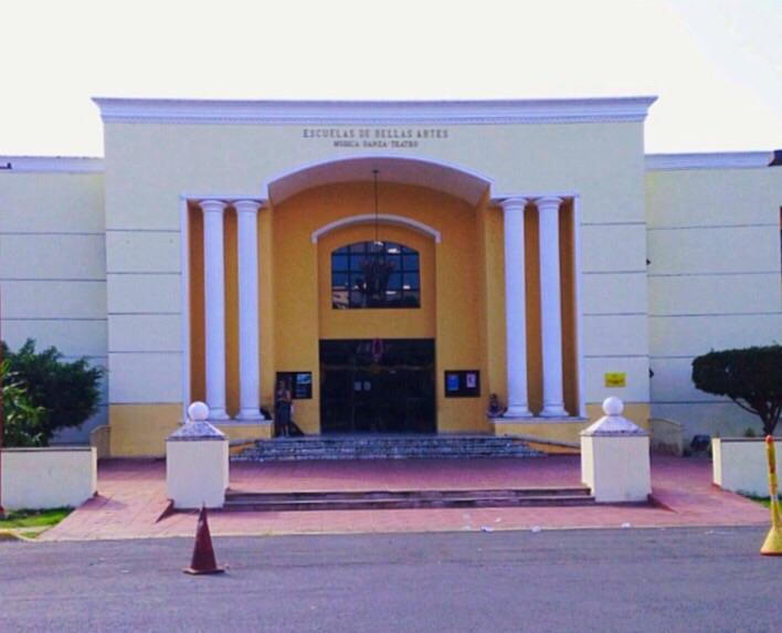 The National Dance School, Santo Domingo