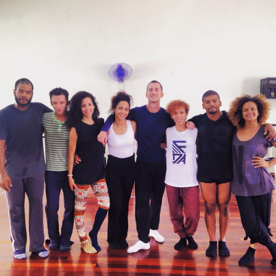 Carlos Pons Guerra and the National Dance Company of the Dominican Republic