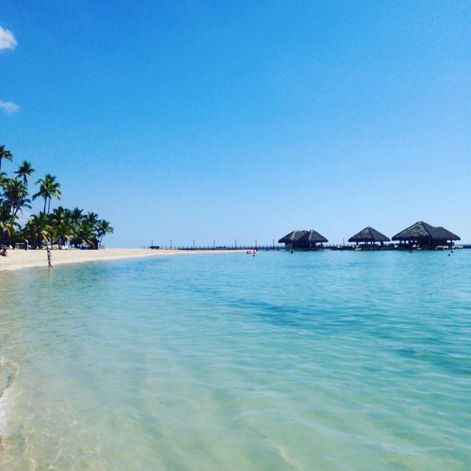 A Sunday off at Juan Dolio beach
