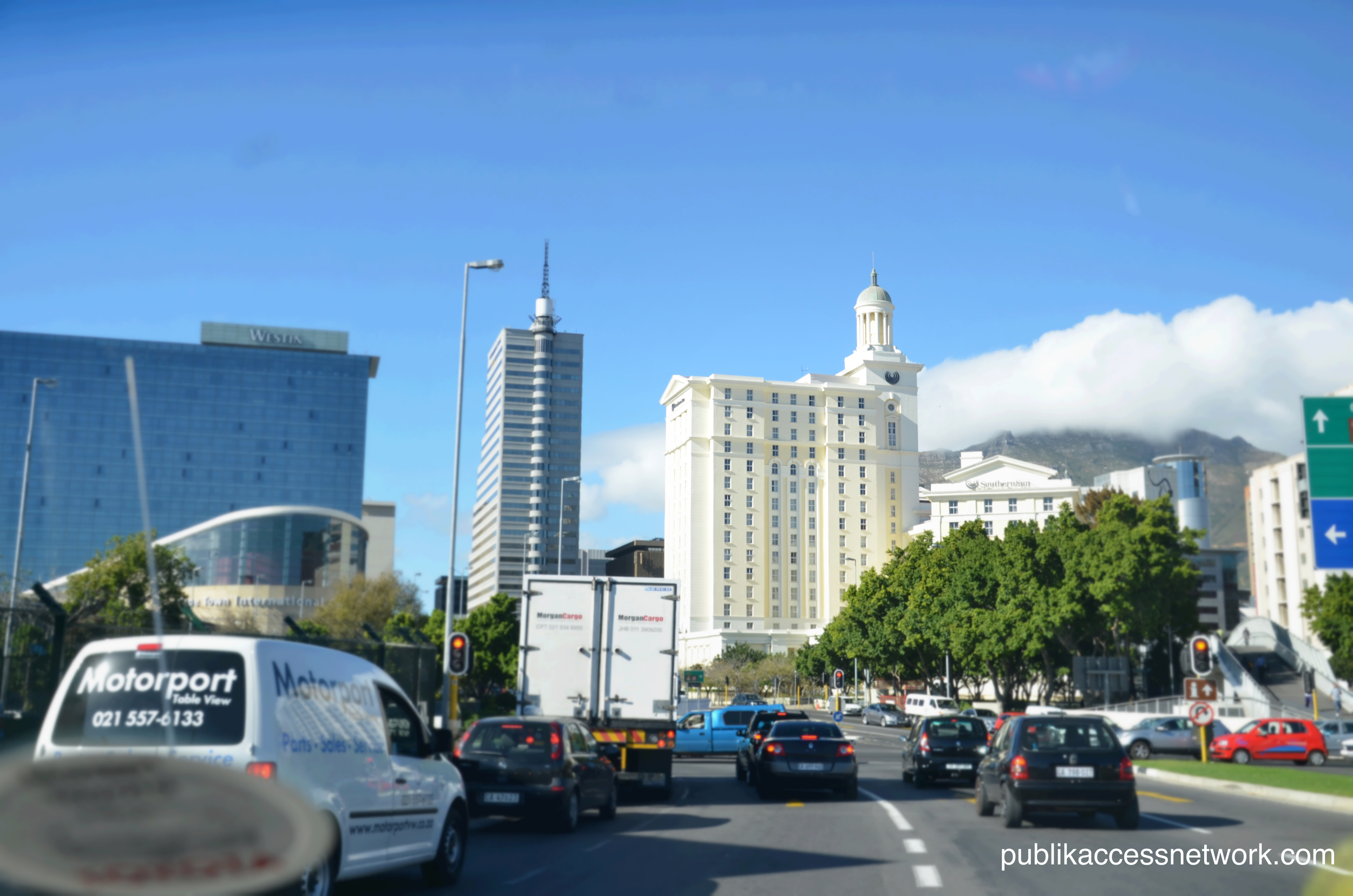 Downtown Capetown
