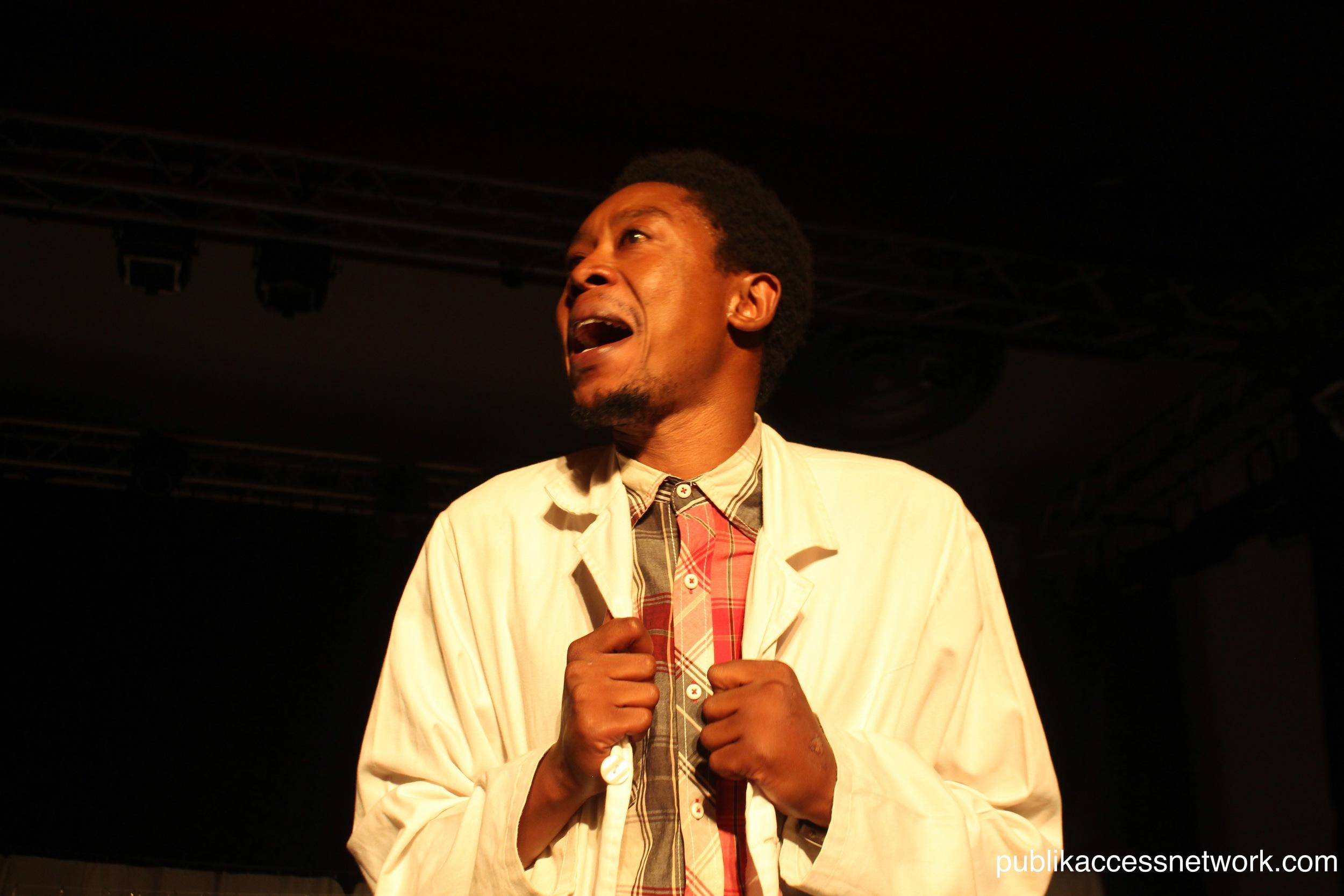 Michael Kudakwashe as seen at Hifa
