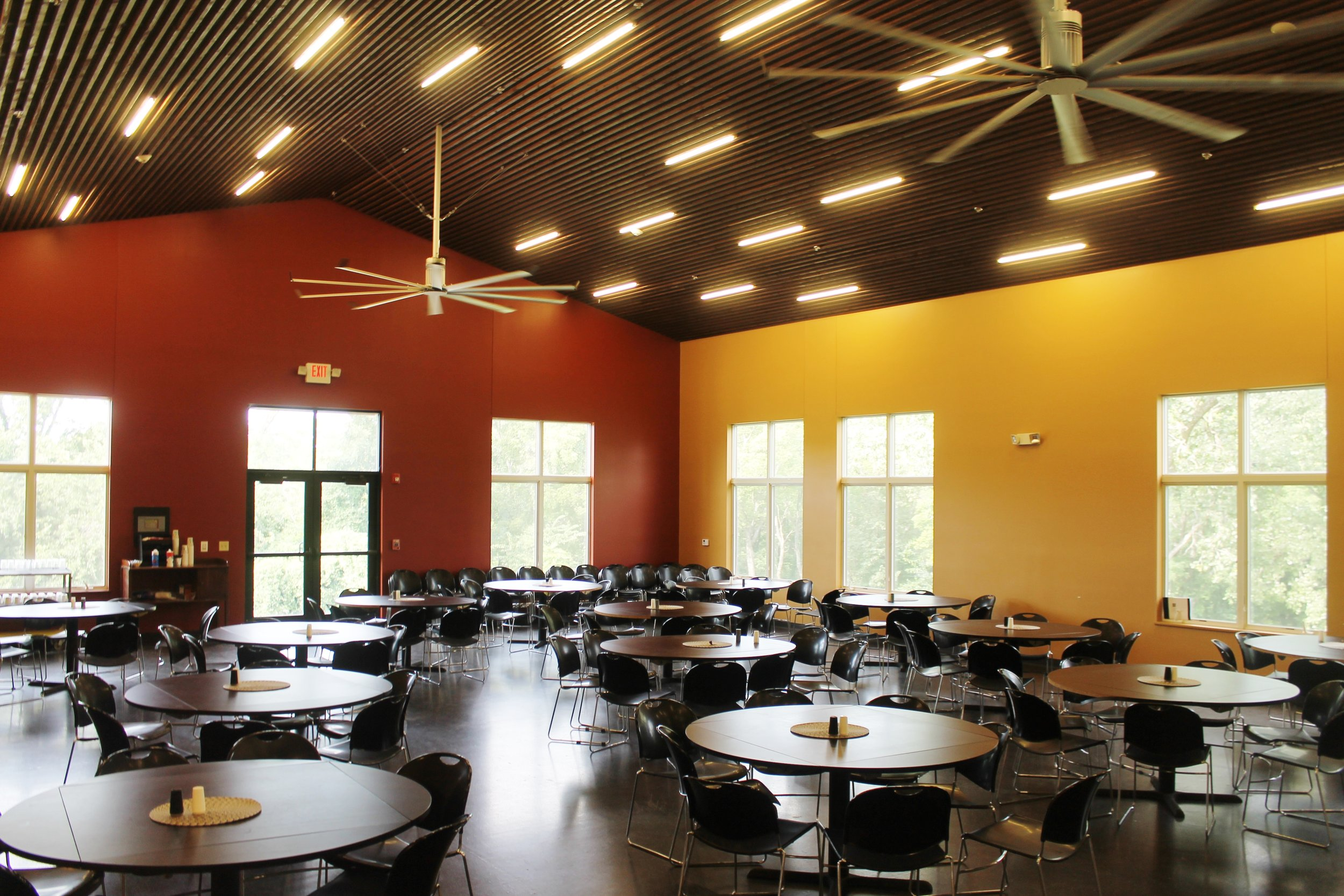 Copy of Meal Services: Grace Hall