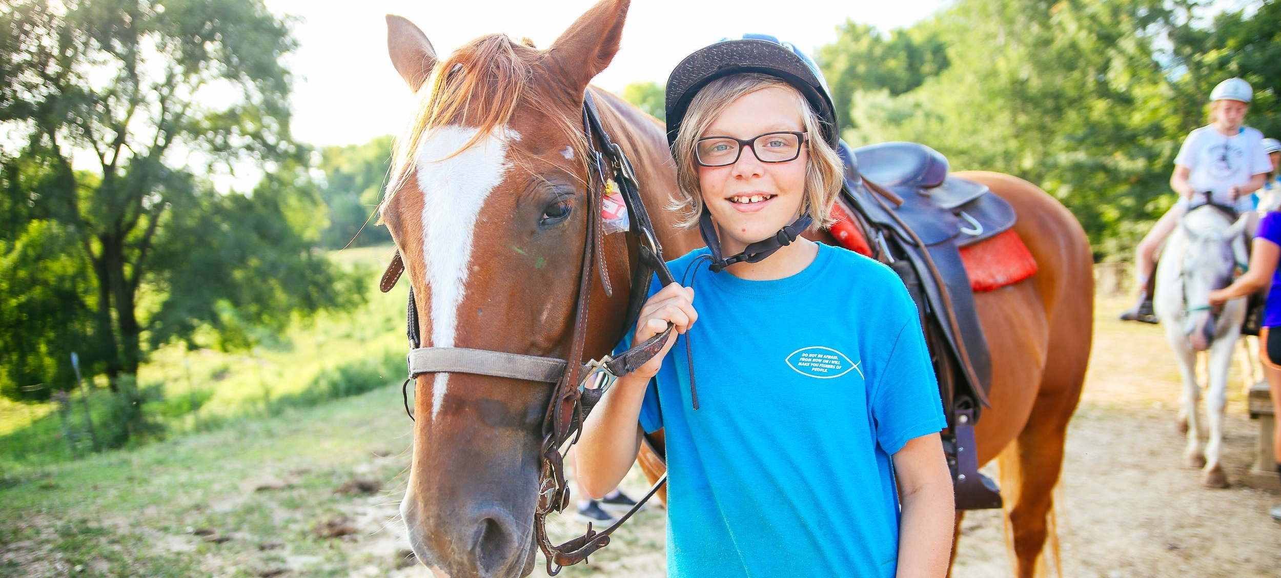 DID YOU KNOW?? Heartland has summer camps, too!