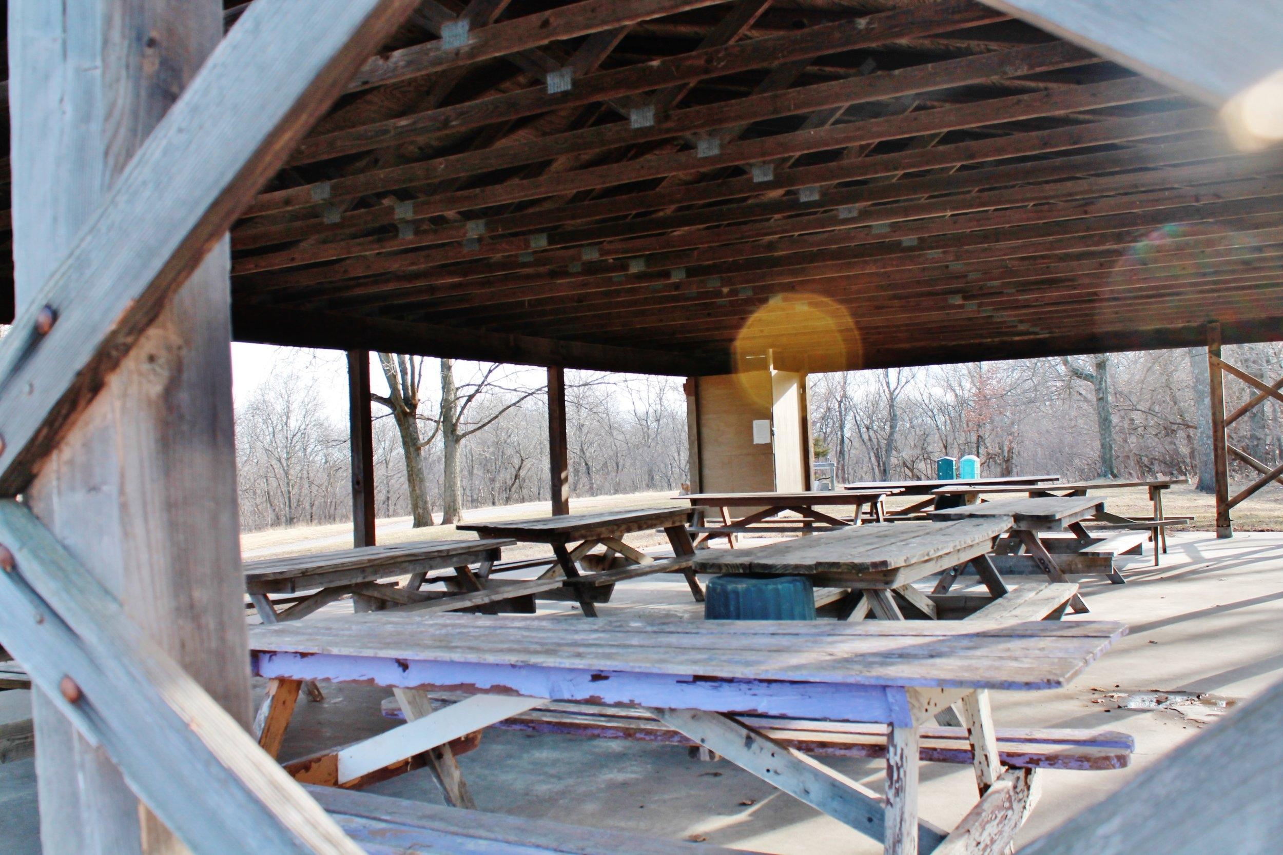 Pavilion Areas -
