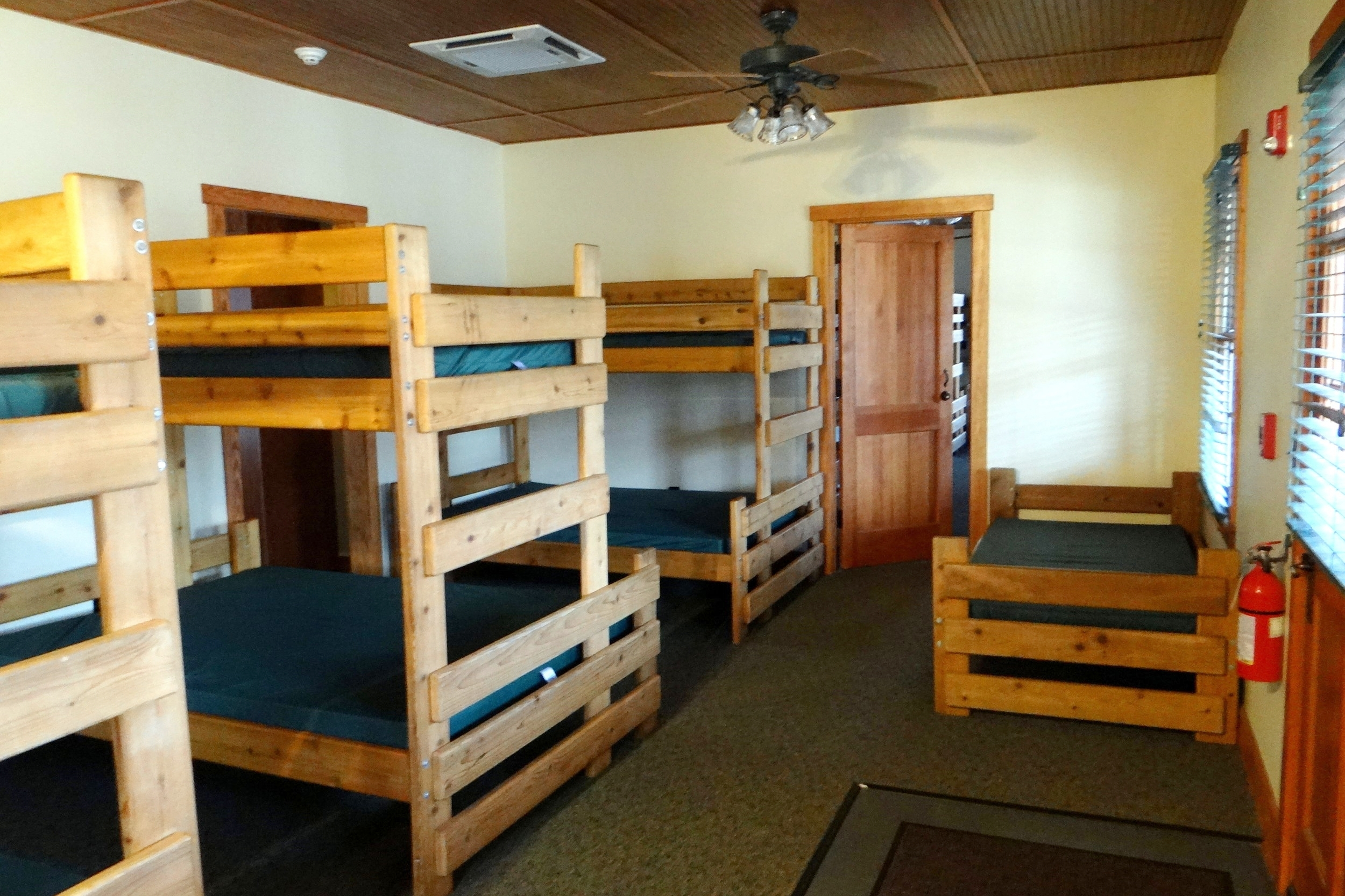 Retreat Style Lodging -