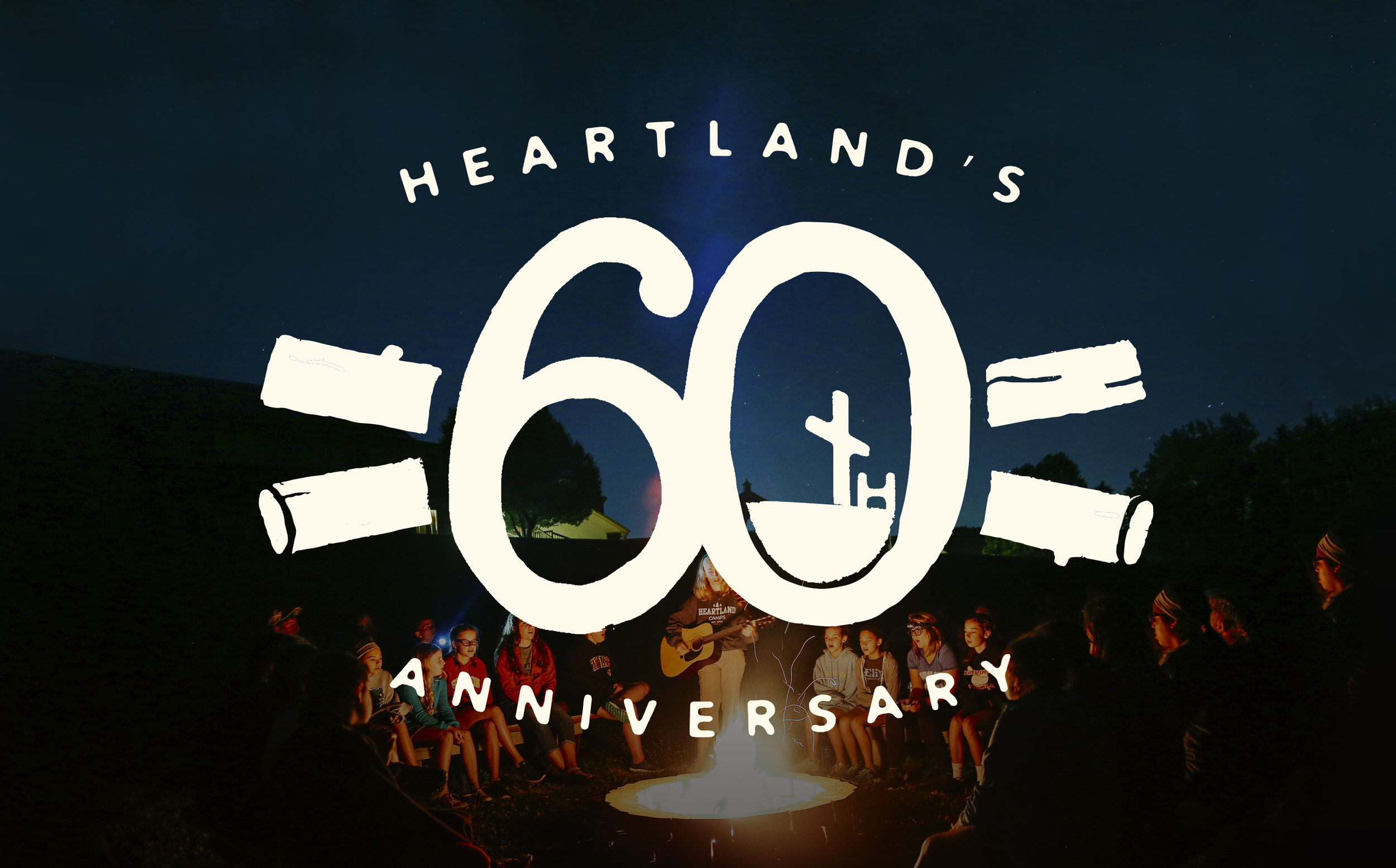 HEARTLAND'S TURNING 60! - We'd love for you to celebrate this milestone with us. Visit the link below to check out our big celebration weekend and more 60th events!