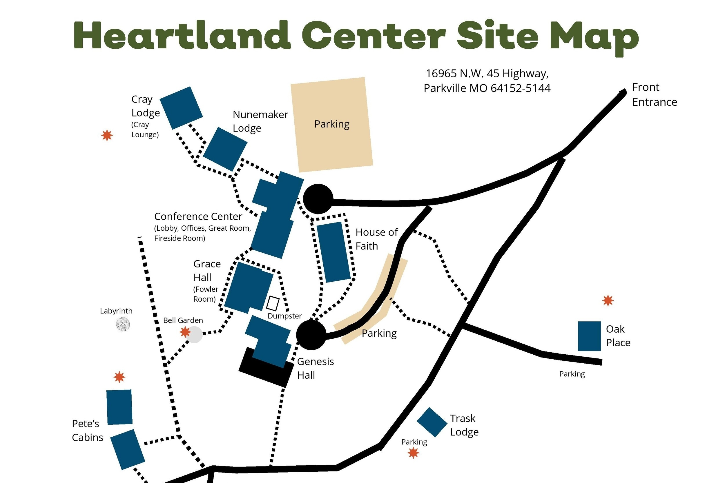 Site Map -