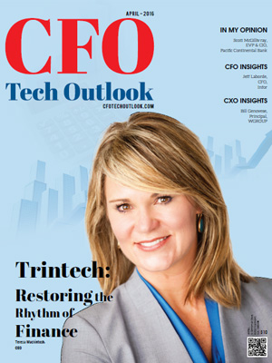 April 2016, CFO Tech Outlook - Top 10 Finance and Technology Solution Providers 2016