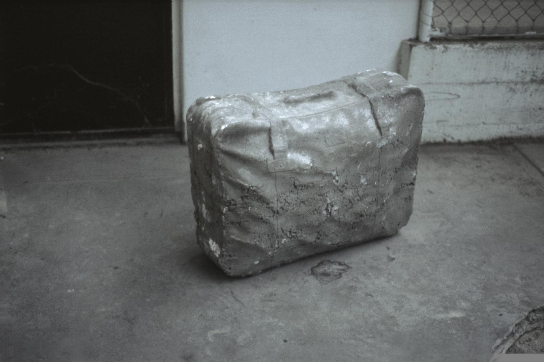 Concrete Suitcase