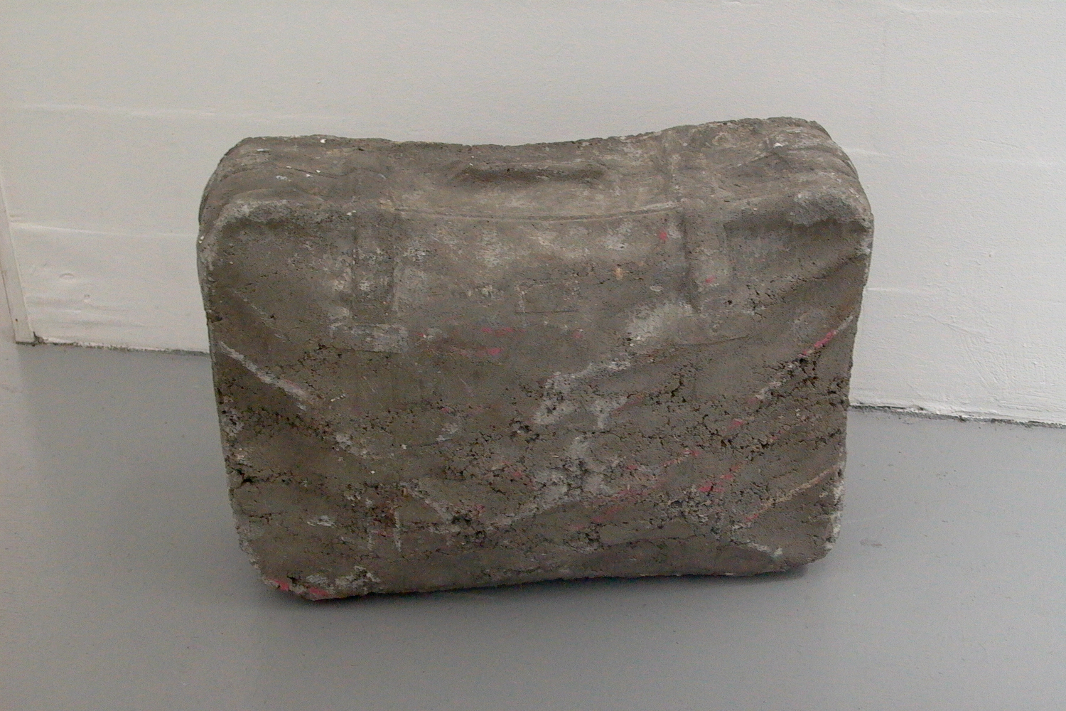 Concrete Suitcase