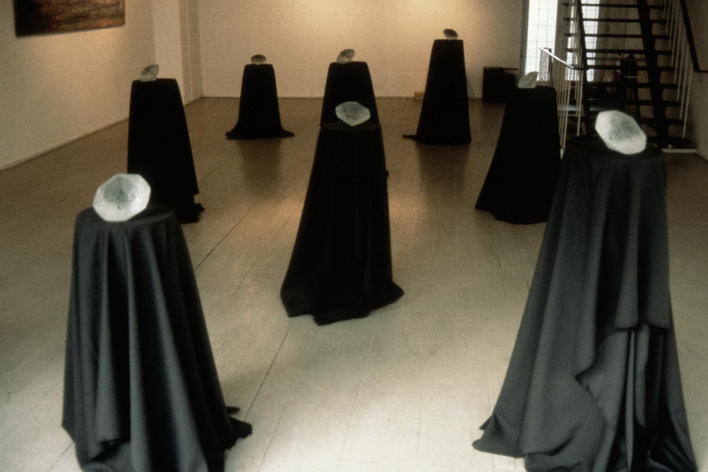 Installation - Galerie Delta, Rotterdam Netherlands