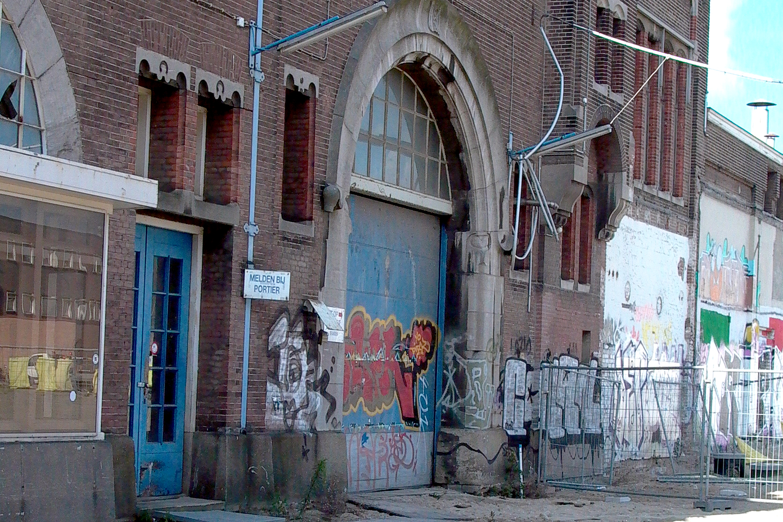 Tram Remise, Amsterdam Netherlands