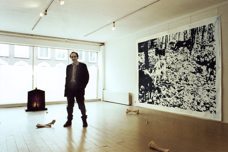 Installation - Galerie Delta Rotterdam Netherlands