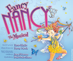 Megan completed a year-long run as Mrs. Clancy in off-Broadway's FANCY NANCY: The Musical.