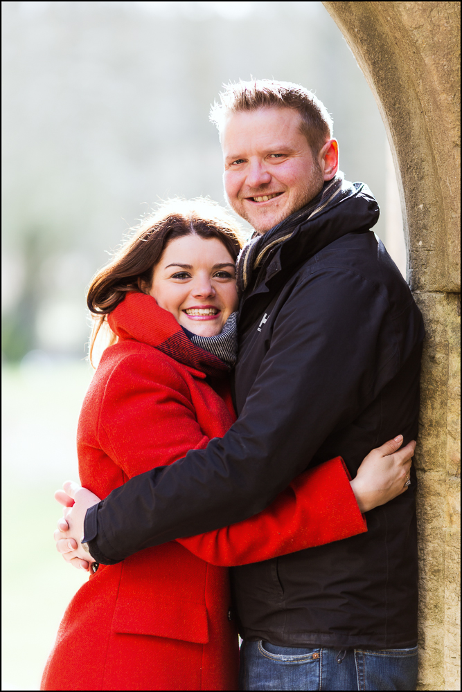Jess & Matt, Engagement photography in Oxfordshire  .