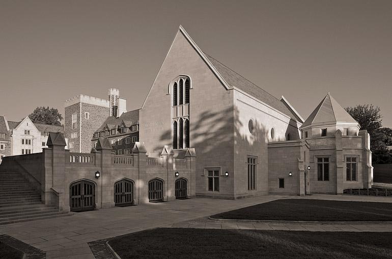 PRINCETON UNIVERSITY- WHITMAN COLLEGE | PRINCETON, NJ