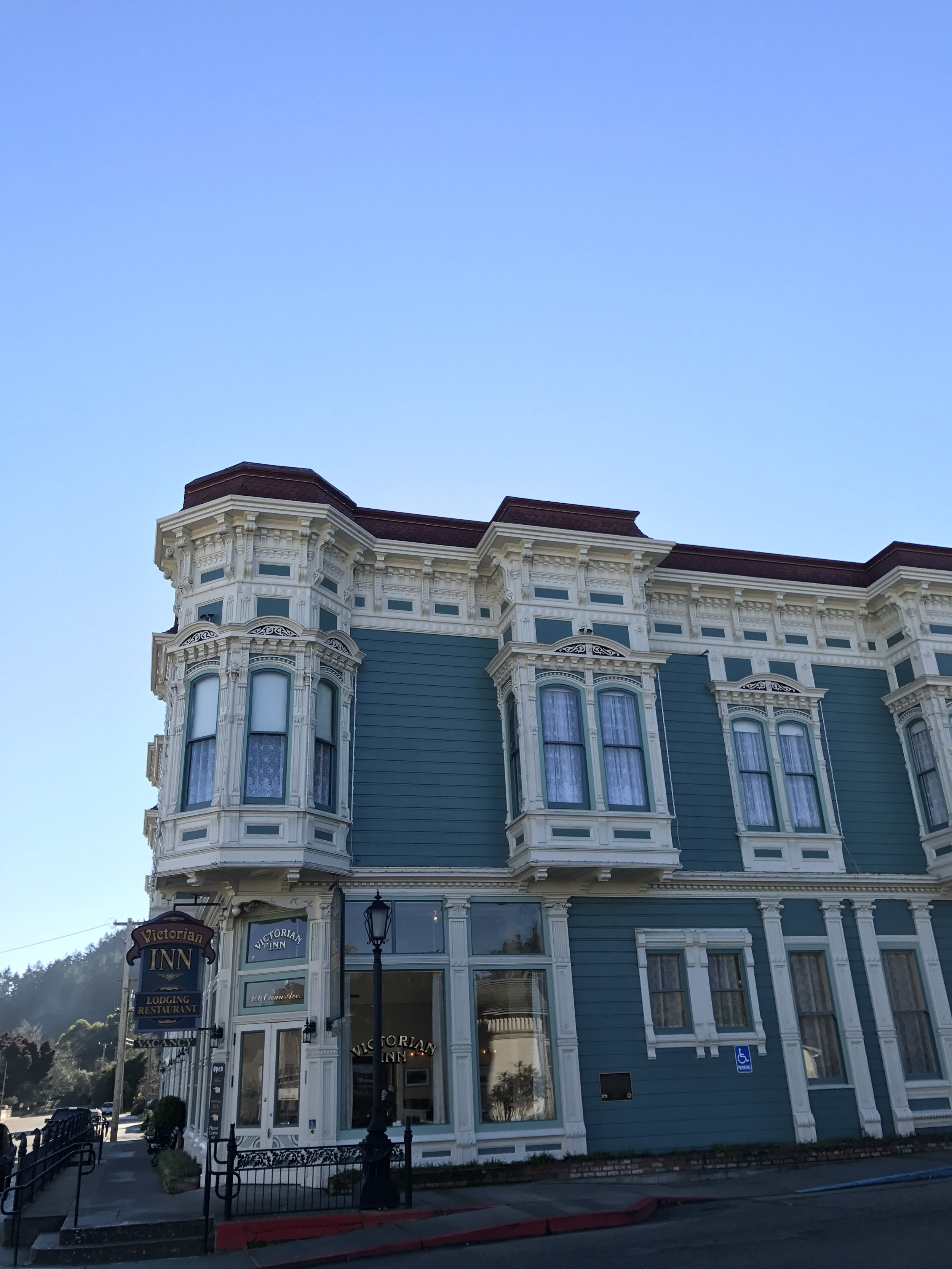 Victorian Inn in Ferndale, California