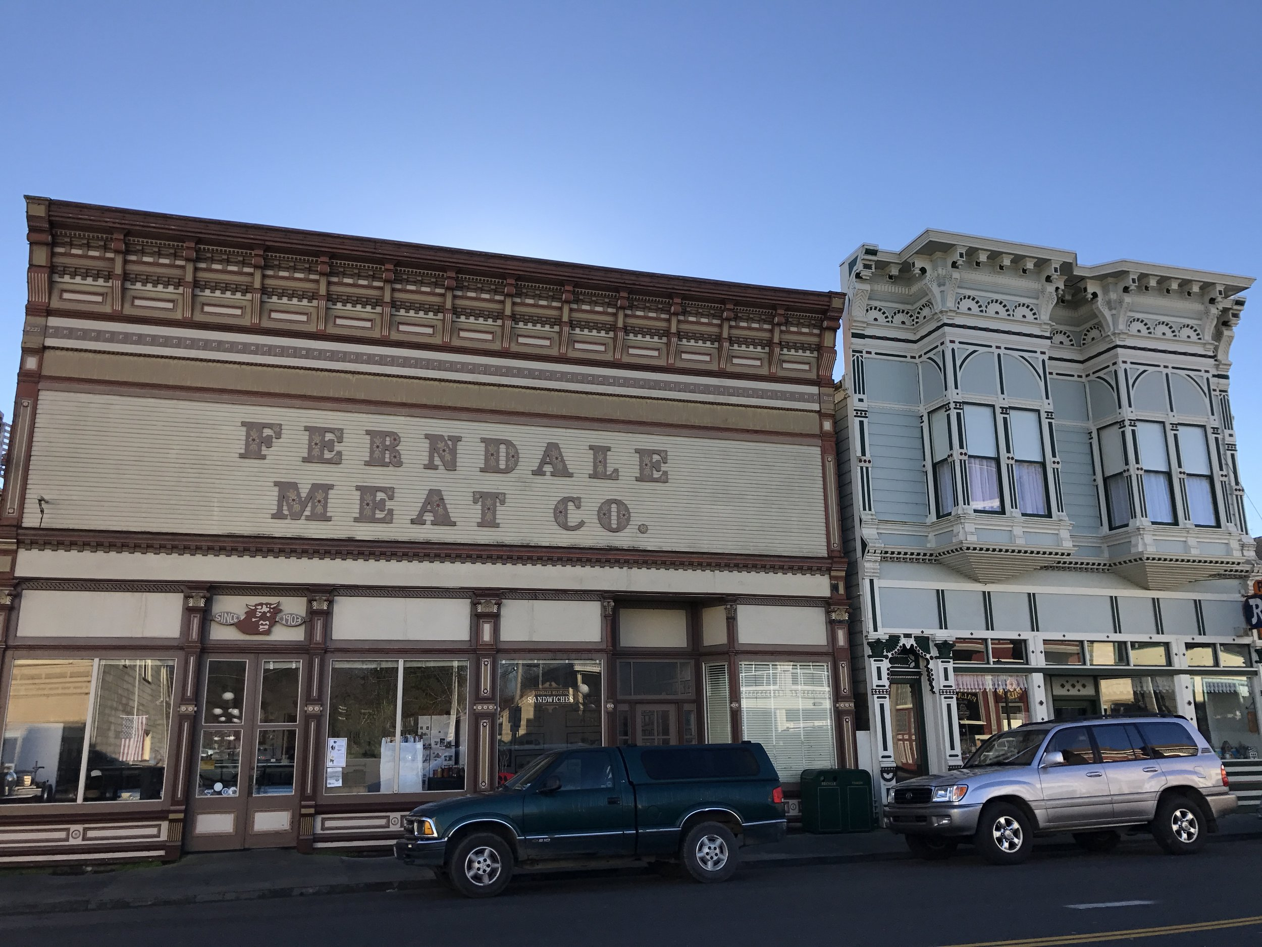 Ferndale, California