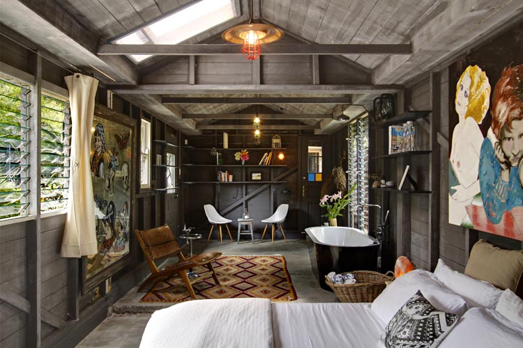 BOATSHED Interior Suite